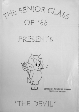 CHS Yearbook_11 1966