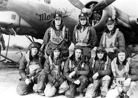 Blecha bomber crew