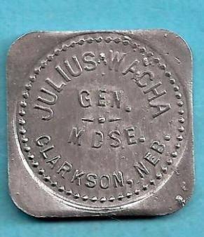 Julius Wacha coin 1