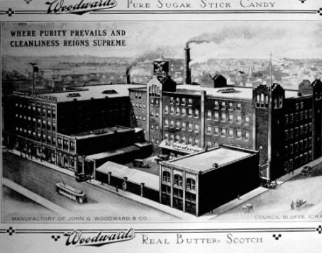 Woodward Candy Factory