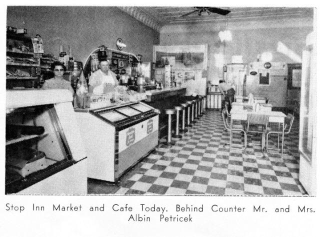 Petricek's Cafe