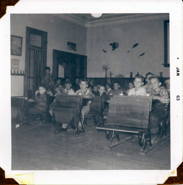 District 21 Classroom