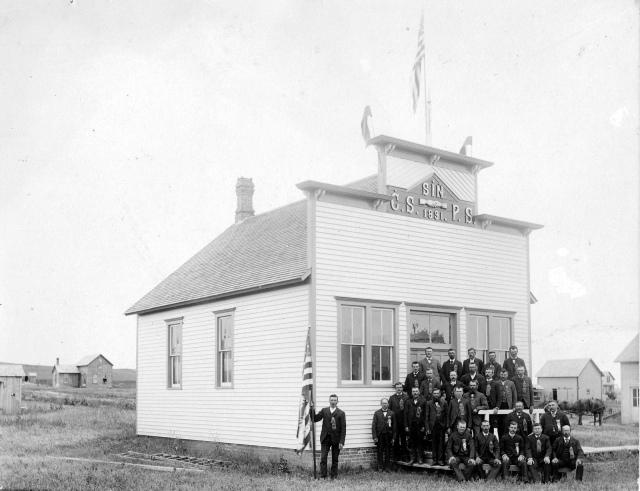 CSPS Lodge 1891-1897