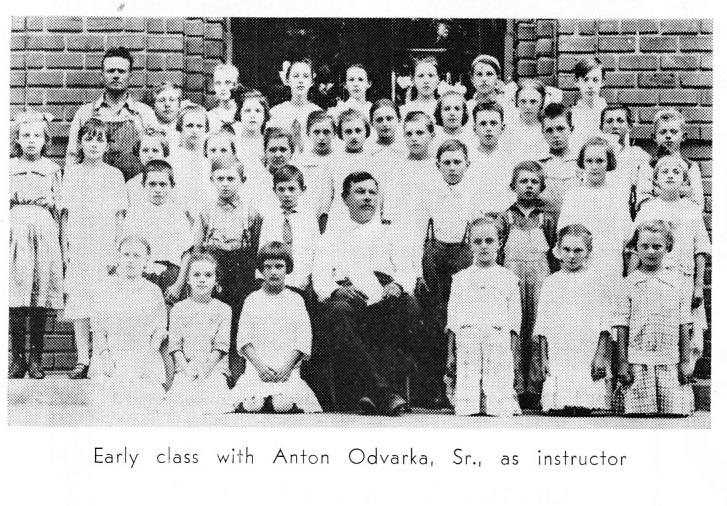 Czech School - Anton Odvarka