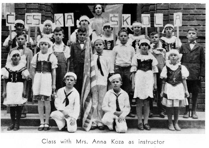 Czech School - Koza