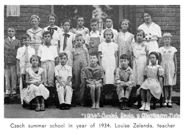 Czech School - Louis Zelenda