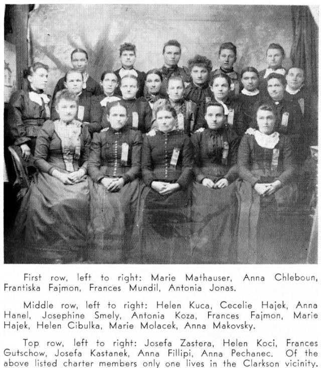Unity of Czech Ladies