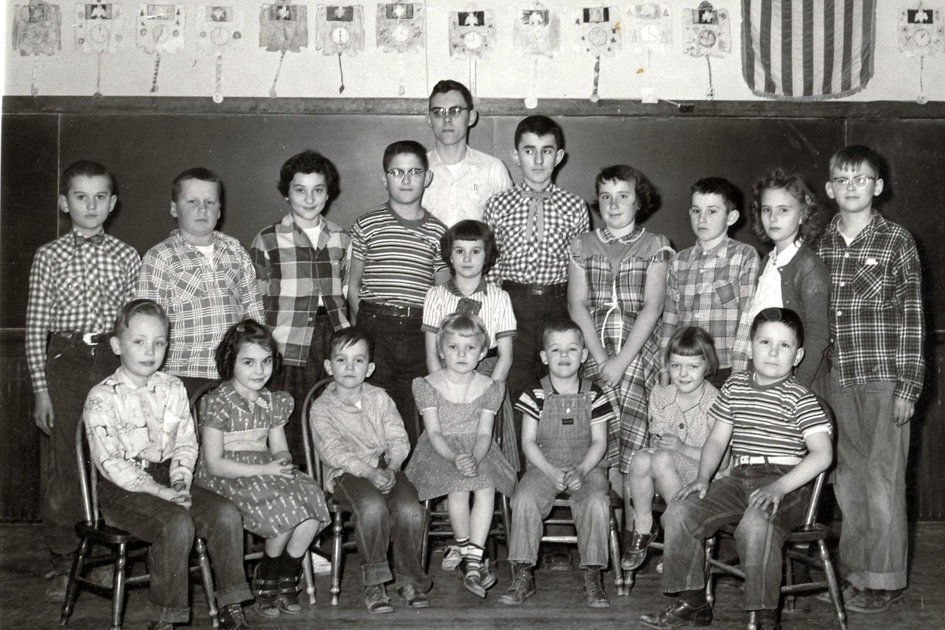District 21 1957