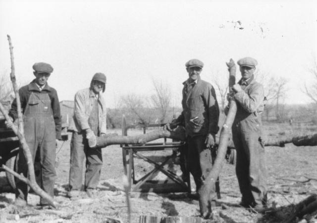 F9-12 Wood Cutting Crew 1