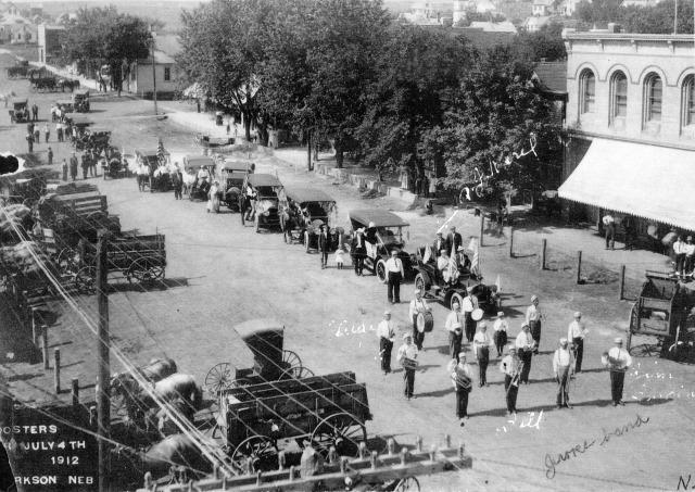 Clarkson Booster Parade 1912