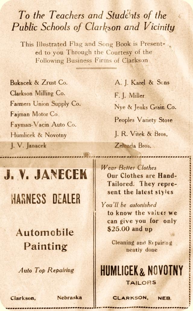 Clarkson Merchants