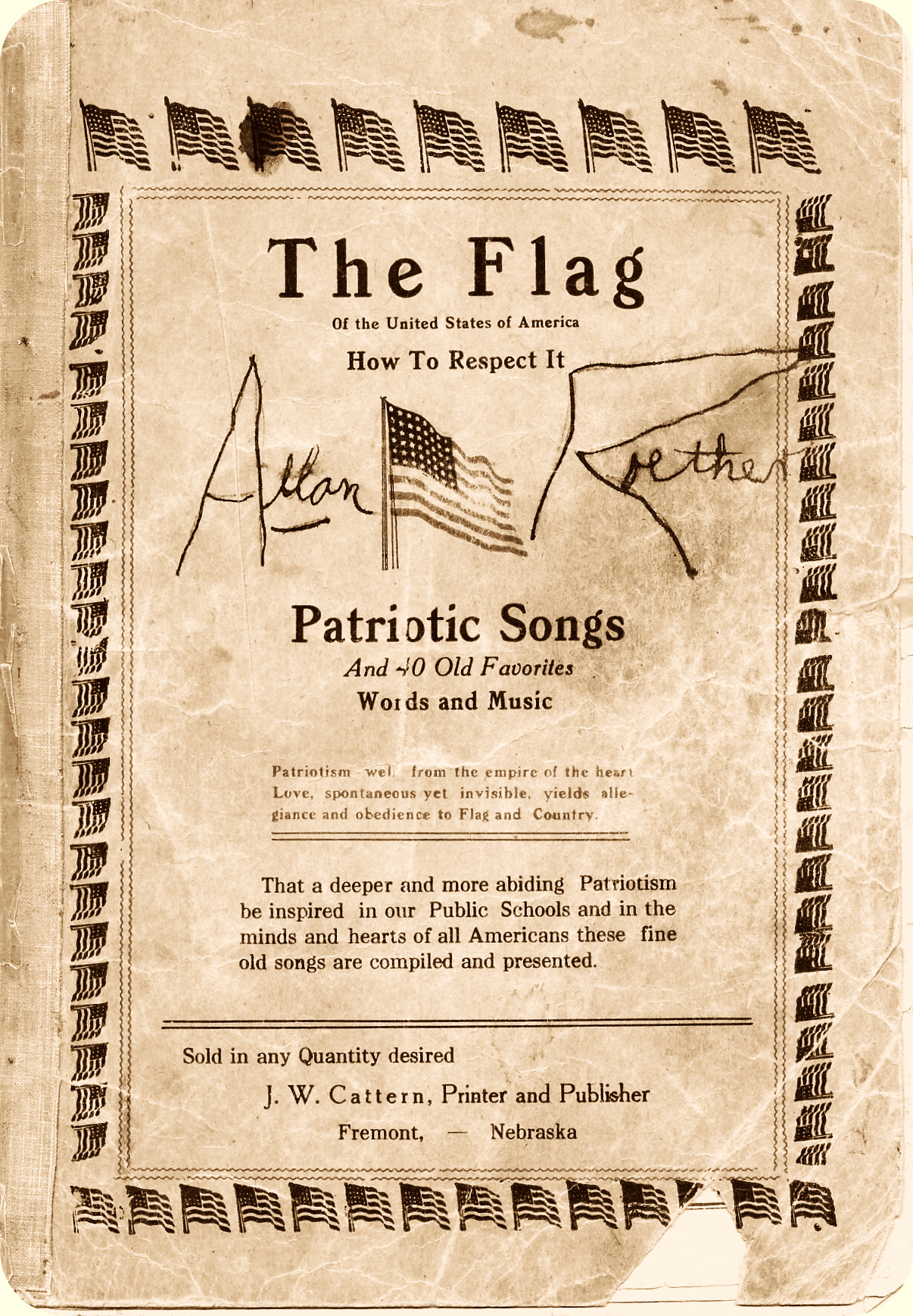 Patriotic Songbook